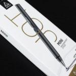 【レビュー】adonit JOT MINIをiPad用タッチペンとして買ってみた!